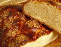 Хала — рецепт вкусной плетеночки