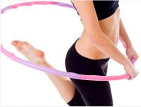 Как правильно крутить обруч и похудеть