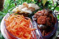 Отличная острая закуска— морковь по корейски