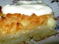 Лапшевник: незатейливый рецептик советской кухни
