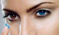 Цветные контактные линзы – безопасны ли они?