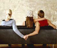 Любовный треугольник — что делать в этой ситуации