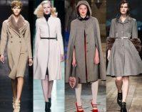 Обсудим модные пальто 2017-2018