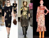 Модные платья 2020 года