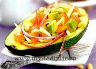 Рецепты из сытного авокадо для похудения