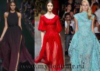 Модный цвет одежды 2018 года