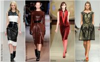Мода осень зима 2020