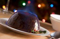 Рождественский пудинг: лучший десерт