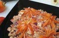Салат из тыквы: cпециально для тыквоедов