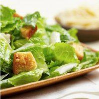 Расскажу как готовить салат Цезарь