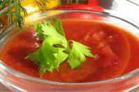 Остренький суп Гаспачо