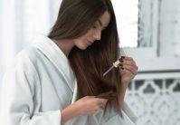 Правильный уход за кончиками волос