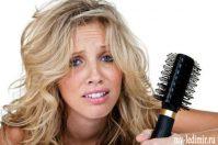 Почему возникает выпадение волос и как остановить