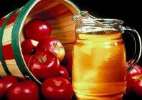 Готовьте сами яблочный уксус для похудения